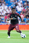 A.C. Milan Frank Kessie during Santiago Bernabeu Trophy match at Santiago Bernabeu Stadium in Madrid, Spain. August 11, 2018. (ALTERPHOTOS/Borja B.Hojas)