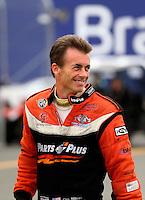Jul. 28, 2013; Sonoma, CA, USA: NHRA top fuel dragster driver Clay Millican during the Sonoma Nationals at Sonoma Raceway. Mandatory Credit: Mark J. Rebilas-