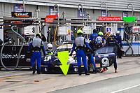 #80 EBIMOTORS (ITA) PORSCHE 911 RSR GTE FABIO BABINI (ITA) RICCARDO PERA (ITA) BRET CURTIS (USA)