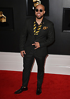 LOS ANGELES, CA - FEBRUARY 10: Kennard Garrett at the 61st Annual Grammy Awards at the Staples Center in Los Angeles, California on February 10, 2019. Credit: Faye Sadou/MediaPunch