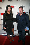 Housewives of New Jersey's Teresa Giudice and Joe Giudice Attend the premiere and celebration of 2K Sports' NBA2K13 with its Executive Producer, JAY Z and a live performance by Meek Mill held at The 40/40 Club, NY   9/26/12