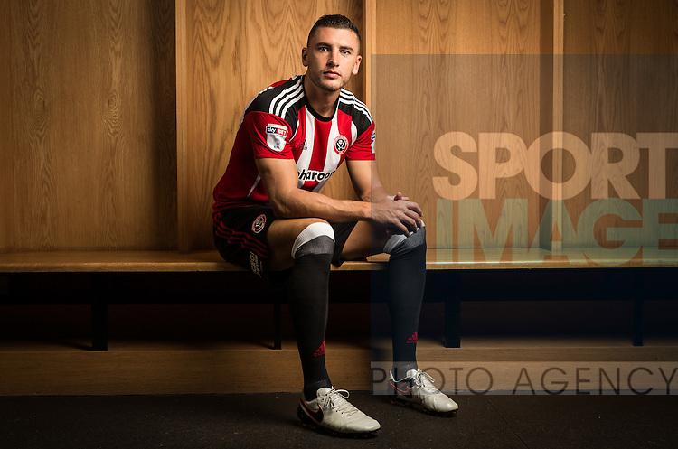 James Wilson of Sheffield Utd