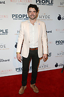 LOS ANGELES, CA - NOVEMBER 13: Nick Rutherford at People You May Know at The Pacific Theatre at The Grove in Los Angeles, California on November 13, 2017. Credit: David Edwards/MediaPunch