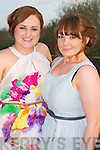 Pictured at the Nurses Ball in the Carlton Hotel, Tralee on Thursday evening, from left: Laura OMahony and Katie Nagle.