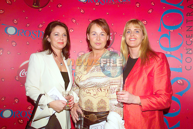 AnnMarie gaynor, Jacinta McGuffin and Pauline Monahan at the Daf Day Fashion Show in the WCH sponsored by Drogheda Concentrates.Photo Fran Caffrey/Newsfile.ie..This picture has been sent to you by:.Newsfile Ltd,.3 The View,.Millmount Abbey,.Drogheda,.Co Meath..Ireland..Tel: +353-41-9871240.Fax: +353-41-9871260.GSM: +353-86-2500958.ISDN: +353-41-9871010.IP: 193.120.102.198.www.newsfile.ie..email: pictures@newsfile.ie..This picture has been sent by Fran Caffrey.francaffrey@newsfile.ie