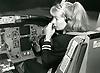 Female pilot, UK 1980s