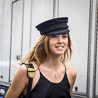 La blogger Chiara Ferragni