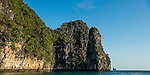 Location scouting for the Red Bull Cliff Diving Thailand on 15 March 2013. Photo by Andy Jones & Victor Fraile / The Power of Sport Images