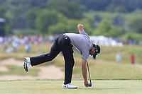 Graeme McDowell (NIR) prepares to tee off the 7th tee during Friday's Round 2 of the 117th U.S. Open Championship 2017 held at Erin Hills, Erin, Wisconsin, USA. 16th June 2017.<br /> Picture: Eoin Clarke | Golffile<br /> <br /> <br /> All photos usage must carry mandatory copyright credit (&copy; Golffile | Eoin Clarke)