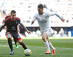 Real Madrid´s Isco during 2015/16 La Liga match between Real Madrid and Celta de Vigo at Santiago Bernabeu stadium in Madrid, Spain. March 05, 2016. (ALTERPHOTOS/Victor Blanco)