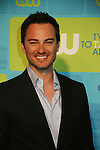 As The World Turns' Kerr Smith is on Life Unexpected at The CW Upfront 2010 green carpet arrivals on May 20, 2010 at Madison Square Gardens, New York, New York. (Photo by Sue Coflin/Max Photos)