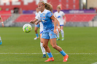 Bridgeview, IL - Saturday June 18, 2016: Alyssa Mautz during a regular season National Women's Soccer League (NWSL) match between the Chicago Red Stars and the Boston Breakers at Toyota Park.