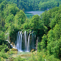Croatia, Plitvice Lakes National Park, UNESCO World Heritage since 1979 | Kroatien, Nationalpark Plitvicer Seen, UNESCO-Weltnaturerbe seit 1979