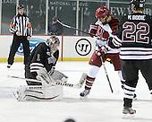 Troy Grosenick (Union - 1), Marshall Everson (Harvard - 21) - The Union College Dutchmen defeated the Harvard University Crimson 2-0 on Friday, January 13, 2012, at Fenway Park in Boston, Massachusetts.