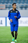 Gamba Osaka Forward Ademilson Braga Junior Warming up during the AFC Champions League 2017 Group H match Between Jeju United FC (KOR) vs Gamba Osaka (JPN) at the Jeju World Cup Stadium on 09 May 2017 in Jeju, South Korea. Photo by Marcio Rodrigo Machado / Power Sport Images