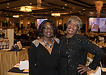Joyce Carter and Lucille Adin during the 29th Annual Dr. Martin Luther King, Jr. Dinner Celebration at the Atlantis Casino Resort Spa in Reno, Monday night, Jan. 16, 2017.