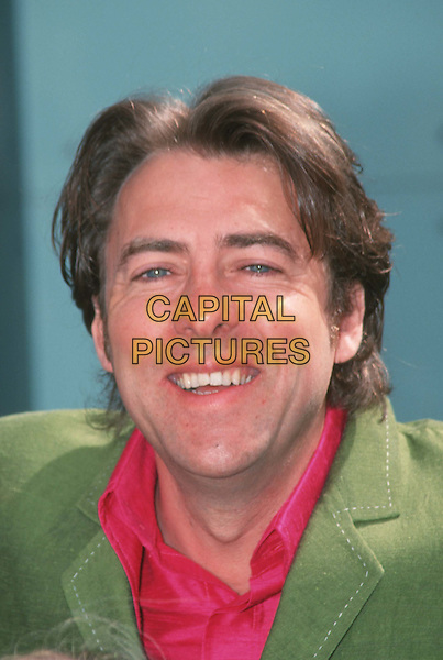 JONATHAN ROSS.Ref: 10817.headshot, portrait.*RAW SCAN - photo will be adjusted for publication*.www.capitalpictures.com.sales@capitalpictures.com.© Capital Pictures