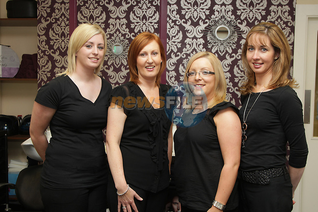 RUA Hair salon..Picture: Fran Caffrey / www.newsfile.ie