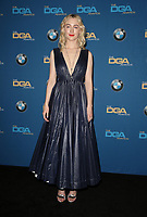 03 February 2018 - Beverly Hills, California - Saoirse Ronan. 70th Annual Directors Guild Of America Awards held at the Beverly Hilton. <br /> CAP/ADM<br /> &copy;ADM/Capital Pictures