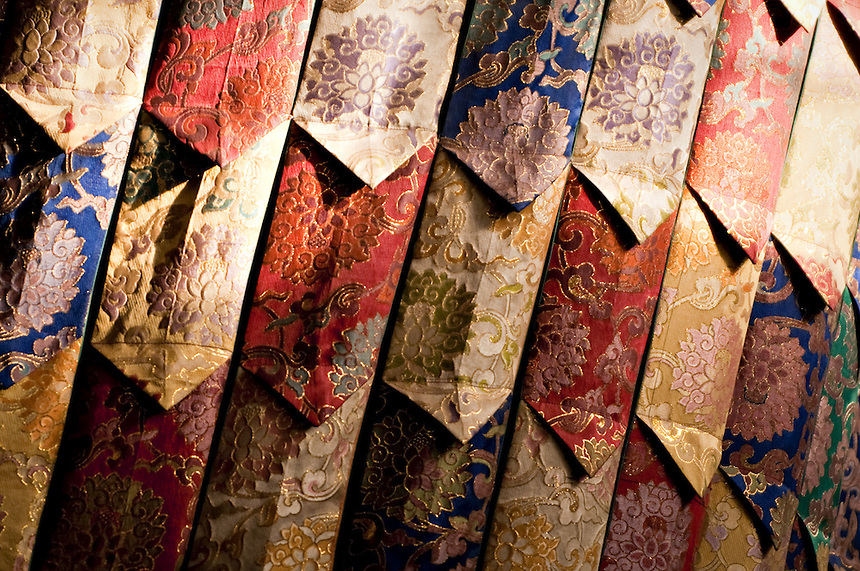 Decorations at Domkar monastery in Yushu...Brian Hirschy Photograph :  Lights//Camera//Joy.www.brianhirschy.com ( http://www.brianhirschy.com )
