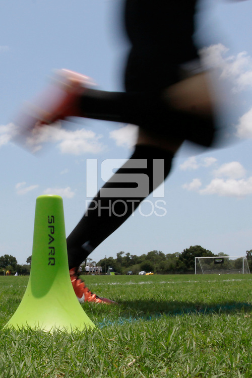 Sparq training during day three of the US Soccer Development Academy  Spring Showcase in Sarasota, FL, on May 24, 2009.
