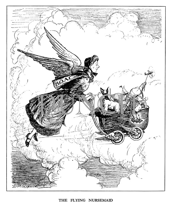 The Flying Nursemaid