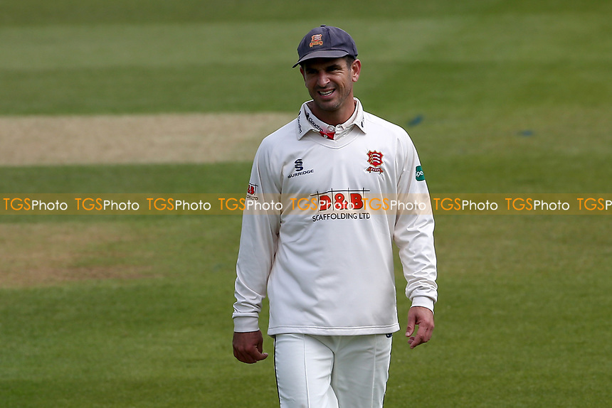 Essex skipper Ryan ten Doeschate during Surrey CCC vs Essex CCC, Specsavers County Championship Division 1 Cricket at the Kia Oval on 11th April 2019