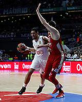 Madrid Barclaycard Center 2015/12/17<br /> Temporada 2015-2016<br /> Jornada 10<br /> Grupo A<br /> Real Madrid - Estrasburgo