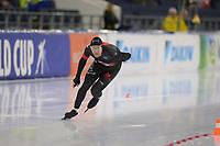 SCHAATSEN: HEERENVEEN: 15-12-2018, ISU World Cup, 1500m Men Division B, Ted-Jan Bloemen (CAN), ©foto Martin de Jong