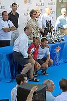 ESP8228 .VINDIO .FERNANDO POMBO .FERNANDO POMBO .R.C.M. SANTANDER .GRAND SOLEIL 37 B .X TROFEO S.M. LA REINA - 10 to 13 July 2008 - Real Club Náutico de Valencia, Valencia, España/Spain