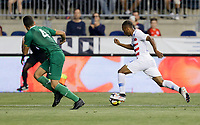 Chester, PA - Monday May 28, 2018: Julian Green during an international friendly match between the men's national teams of the United States (USA) and Bolivia (BOL) at Talen Energy Stadium.