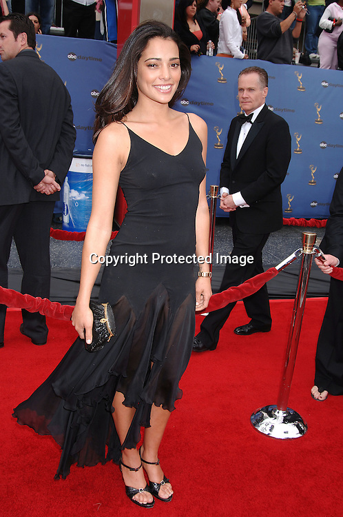 Natalie Martino ..arriving at The 33rd Annual Daytime Emmy Awards..on April 28, 2006 at The Kodak Theatre...Robin Platzer, Twin Images