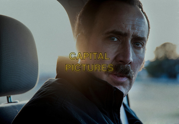The Trust (2016) <br /> Nicolas Cage<br /> *Filmstill - Editorial Use Only*<br /> CAP/KFS<br /> Image supplied by Capital Pictures