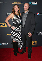 02 February 2018 - Universal City, California - Jenni Magee-Cook, Stewart Cook. 26th Annual Movieguide Awards - Faith And Family Gala. <br /> CAP/ADM/FS<br /> &copy;FS/ADM/Capital Pictures