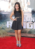 Cierra Ramirez at The Disney World Premiere of The Lone Ranger held at at Disney California Adventure in Anaheim, California on June 22,2021                                                                   Copyright 2013 DVSIL / iPhotoLive.com