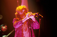 Bundock in concert / en spectacle<br /> Circa 1988- Montreal<br /> Photo : (c)by Pierre Roussel / Images Distribution