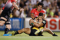 Japan Rugby Top League 2017-18: Canon Eagles 5-32 Suntory Sungoliath