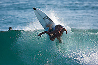 Adrian Buchan (AUS) surfing at D-Bah, Coolangatta , Queensland, Australia.  Photo: joliphotos.com