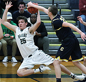 Clarkston vs Lake Orion, Boys Varsity Basketball, 3/7/18