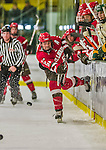 2013-12-14 NCAA: Saint Lawrence at Vermont Men's Hockey