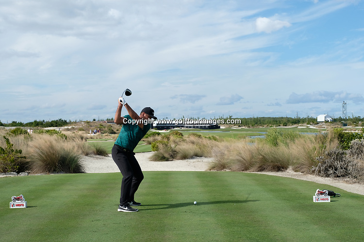 Jason Day during the second round of the 2018 Hero World Challenge being played at The Albany Resort, Bahamas.<br />  Picture Stuart Adams, www.golftourimages.com: \30/11/2018\