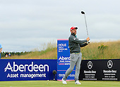 Brian McFadden during the final round  of the 2016 Aberdeen Asset Management Ladies Scottish Open played at Dundonald Links Ayrshire from 22nd to 24th July 2016:  Picture Stuart Adams, www.golftourimages.com: 22/07/2016