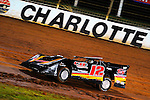 Nov 04, 2009; 7:16:13 PM; Concord, NC, USA; The Topless Showdown presented by Hungry-Man features the cars and stars of the World of Outlaws Late Model Series competing at The Dirt Track @ Lowe's Motor Speedway.  Mandatory Credit: (thesportswire.net)