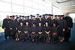 The Clinton School of Public Service's graduating class of 2010.