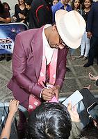 "14 February - Pasadena, California - Nick Cannon. NBC's ""America's Got Talent"" Season 11 Kickoff  held Pasadena Civic Auditorium. Photo Credit: Sammi/AdMedia"
