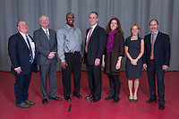 Sports Hall of Fame Induction 2014