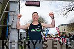 Chris Grayson  at the Kerry's Eye Tralee, Tralee International Marathon and Half Marathon on Saturday.