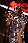 Ledisi (real name Ledisi Anibade Young) performs at the 2012 Essence Music Festival on July 7, 2012 in New Orleans, Louisiana at the Louisiana Superdome.