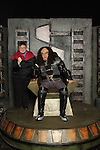 Klingon Bridge ROBERT O'REILLY COSTUME