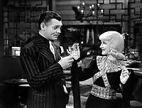 Idiot's Delight (1939) <br /> Clark Gable  <br /> *Filmstill - Editorial Use Only*<br /> CAP/MFS<br /> Image supplied by Capital Pictures
